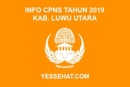 CPNS Kabupaten Luwu Utara 2019