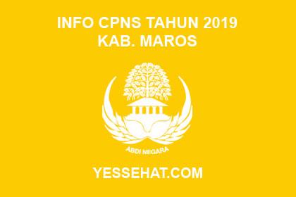 CPNS Kabupaten Maros 2019