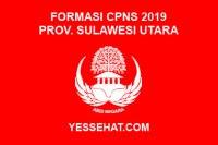 Formasi CPNS Provinsi Sulawesi Utara Tahun Anggaran 2019