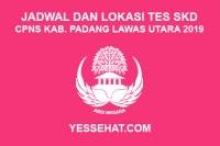 Jadwal dan Lokasi Ujian Tes SKD CPNS Kabupaten Padang Lawas Utara Tahun 2019