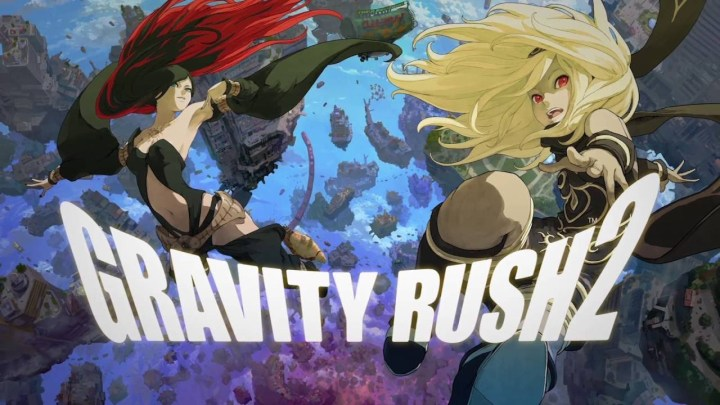 "Gravity Rush 2: Trailer del ""Phantasy Star Online 2 Collaboration Pack"" 2"