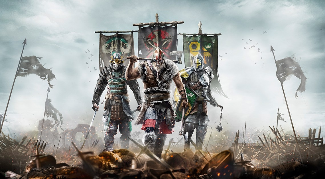 for honor, For Honor: Ecco la modalità allenamento