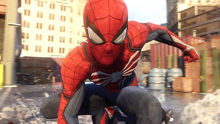 Spider-Man, mostrati 20 minuti di gameplay 3