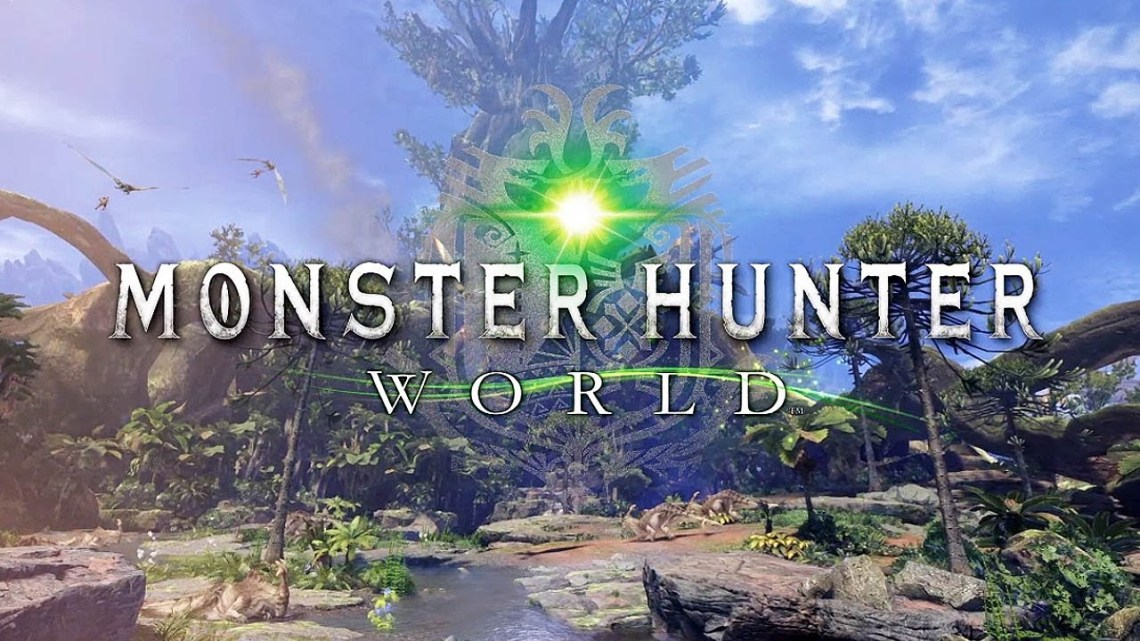 monster hunter world, Monster Hunter World: Trailer della Wildspire Waste Area