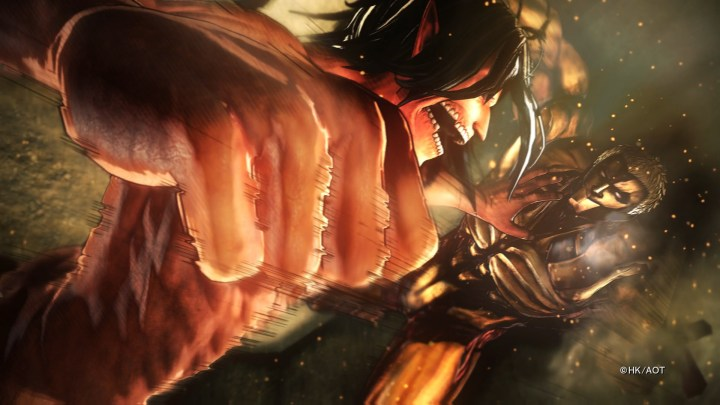 Attack on Titan 2: Primo teaser e finestra di lancio 6