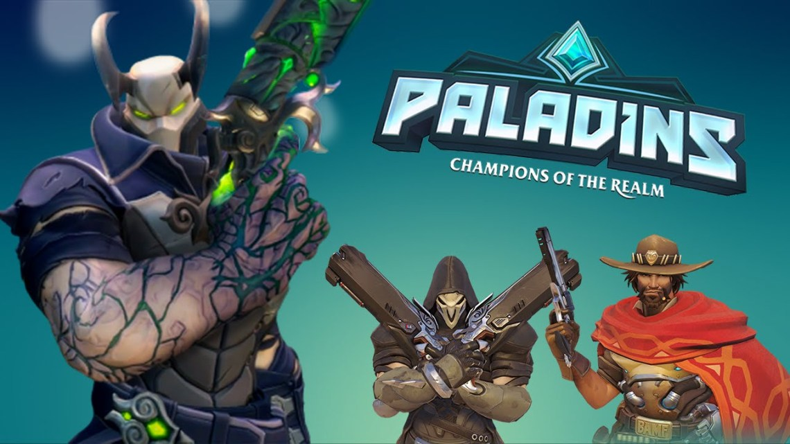, Paladins avrà il crossplay tra PC, Nintendo Switch e Xbox One