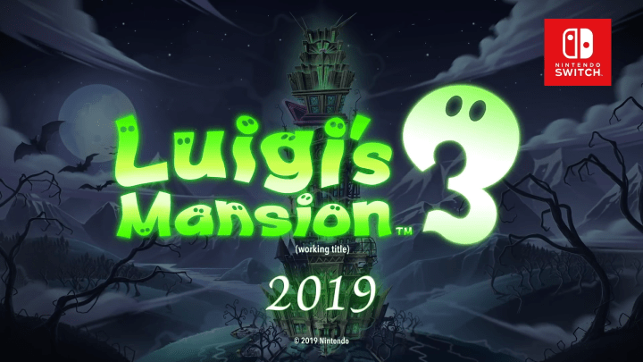 Luigi's Mansion 3, presentato ufficialmente per Nintendo Switch 14