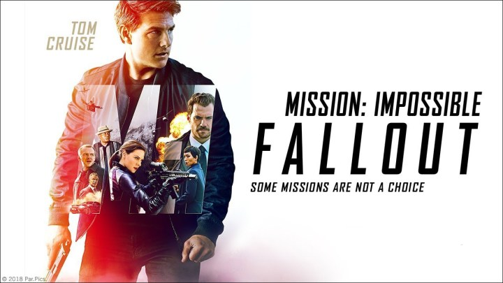 'Mission: Impossible - Fallout' : ODE ALL'IMPOSSIBILE 1