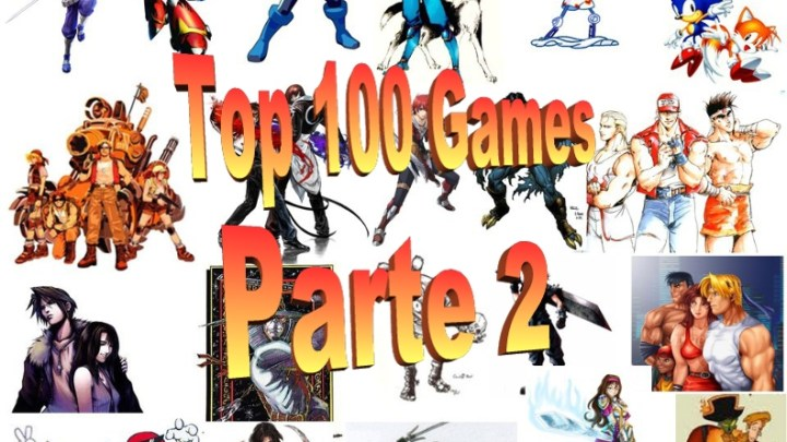 My Top 100 Games of all time Parte 2 8