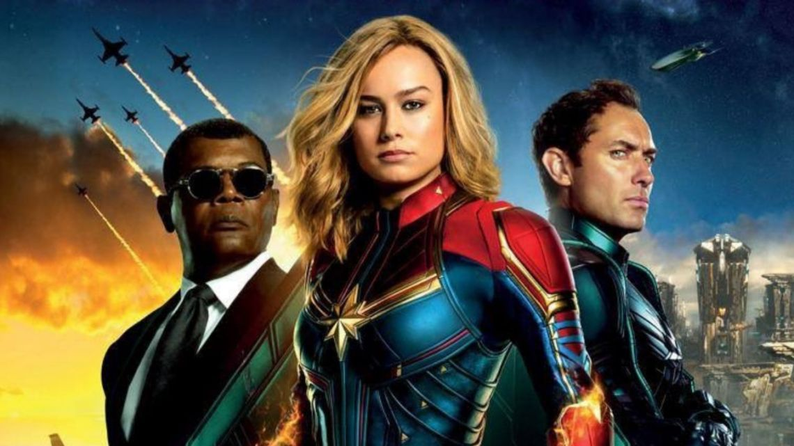captain marvel, Captain Marvel – La recensione