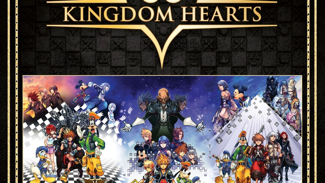 kingdom hearts, Kingdom Hearts – The Story so Far è ora disponibile