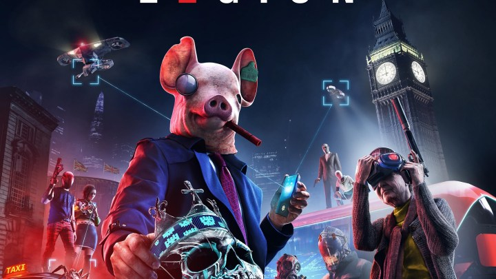 watch dogs legion, Watch Dogs Legion: Annunciata la data di uscita