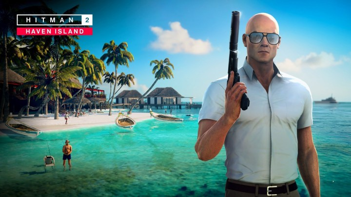 Hitman 2: Disponibile l'ambientazione Haven Island 3