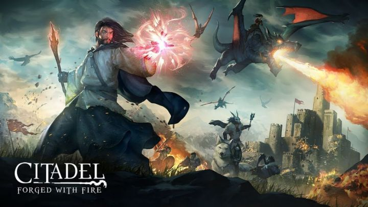 CITADEL: FORGED WITH FIRE - Trailer 11