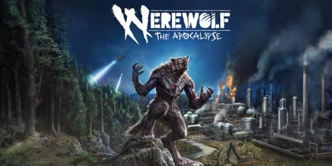 WEREWORLF : THE APOCALYPSE EARTHBLOOD - PDXCON 14