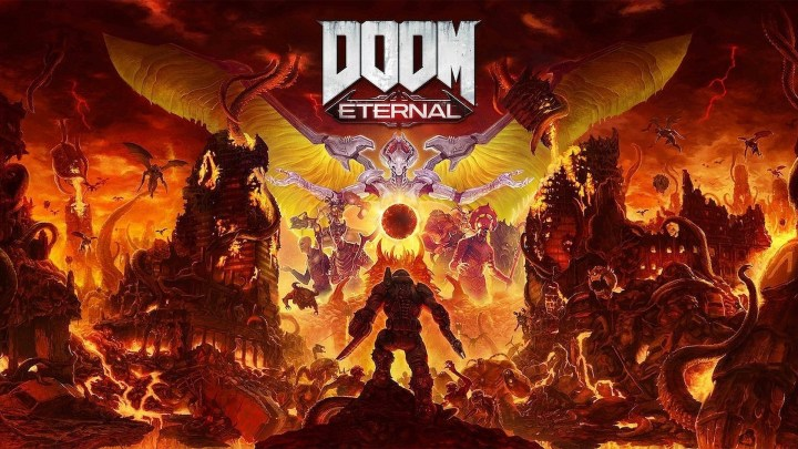 DOOM Eternal Rimandato 9