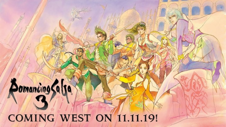 Romancing Saga 3 - Disponibile ora! 2