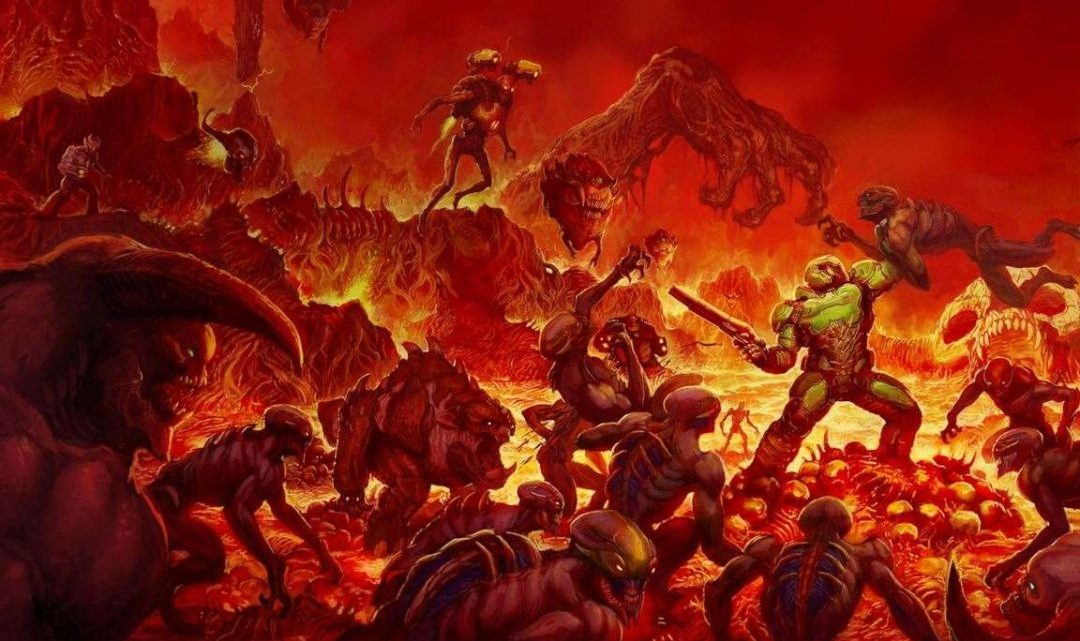 , Doom e Doom 2 – Update disponibili