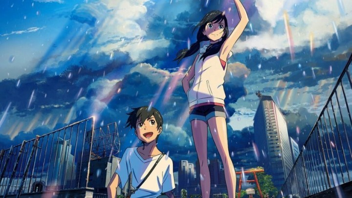 Japan Academy Awards: Weathering With You nominato miglior film d'animazione 1