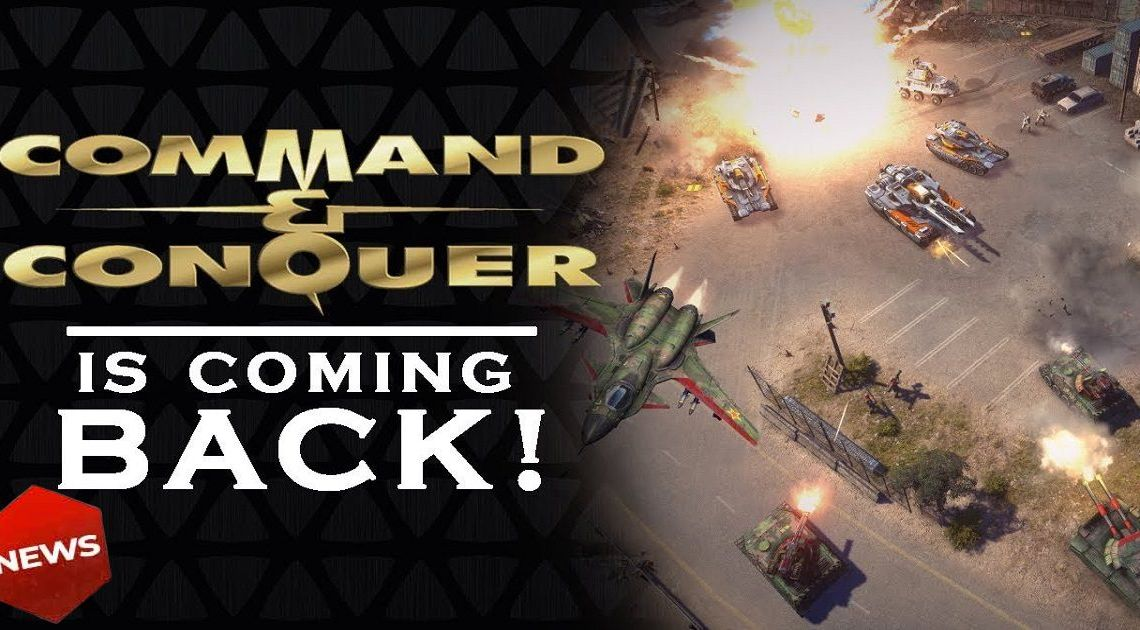command & conquer remastered collection, COMMAND & CONQUER REMASTERED COLLECTION – Release date
