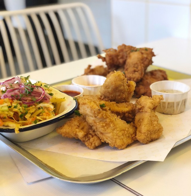 Wings and Tenders | Happy Bird Bristol | Yes Starling