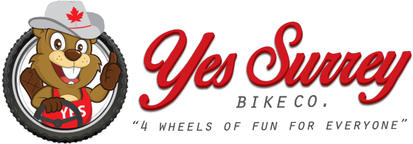 Yes Surrey 4 Wheel Bike Rentals