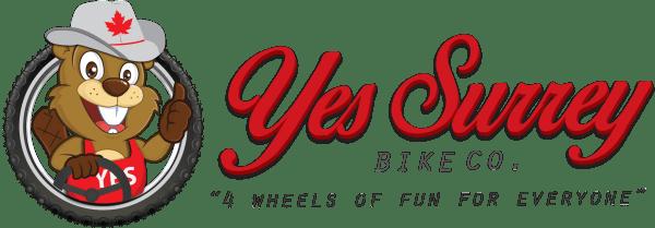Yes Surrey 4 Wheel Bike Rentals