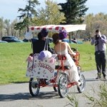 Rent a Surrey for Your Wedding