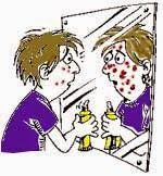 My problems with pimples and its effect on my everyday life