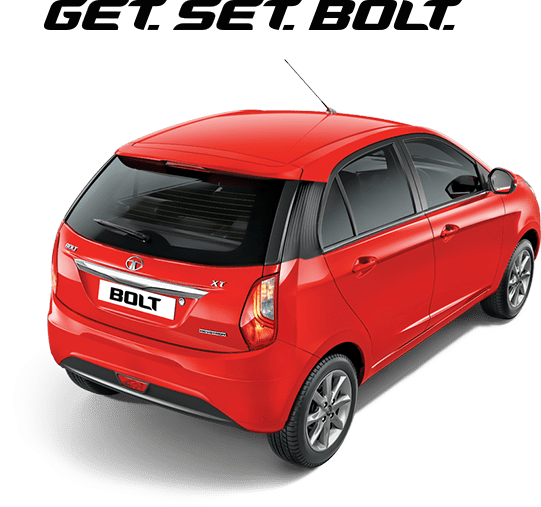 BOLT – a real Thunderbolt from Tata Motors