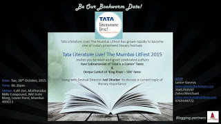 The Mumbai LitFest – a blogger's insight
