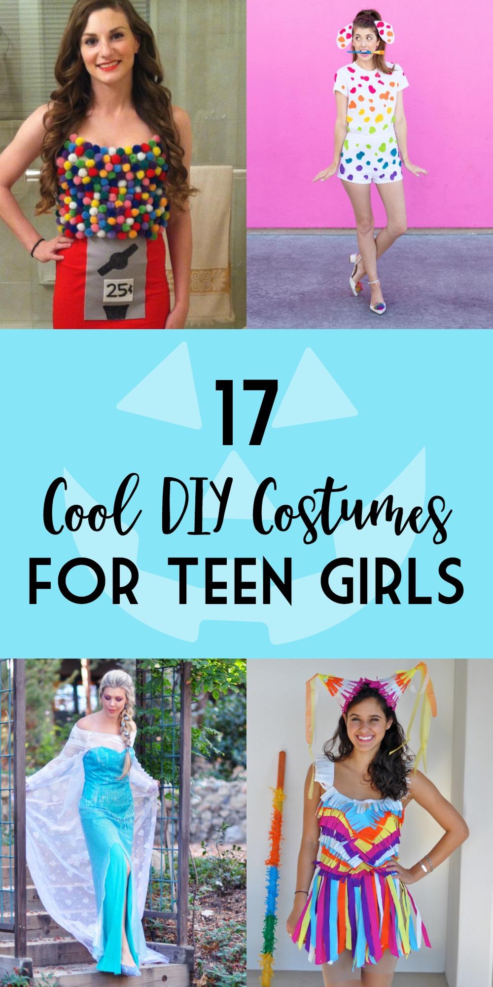 source diy halloween costumes for teenage girl hallowen org