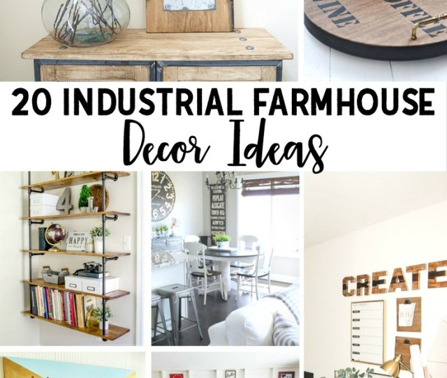Lovely Fixer Upper Modern Farmhouse Decor Ideas