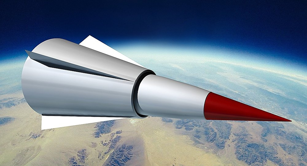 Russian Hypersonic Aircraft to Break Through Missile Defense Systems