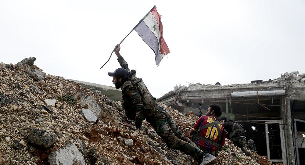 Syrian Army Declares Victory in Aleppo
