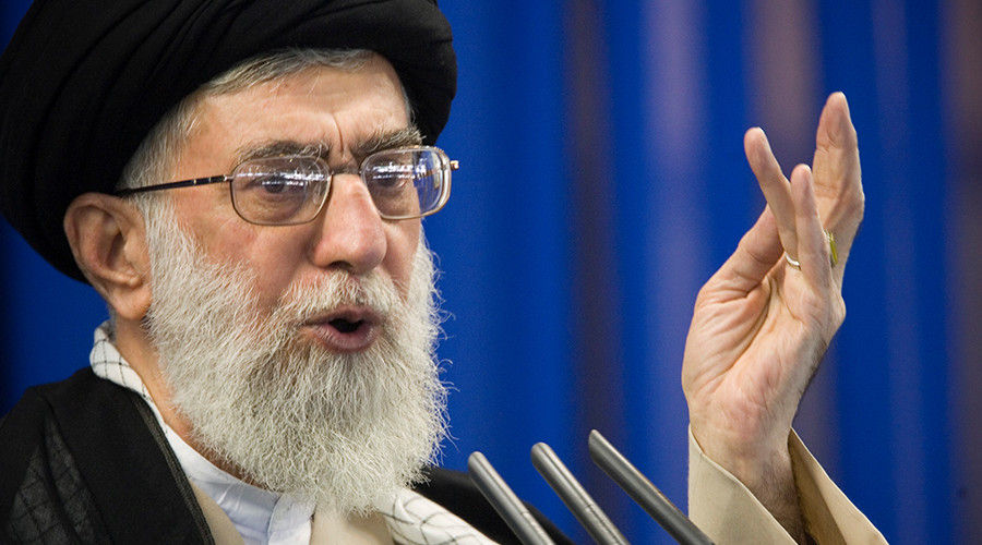 Britain is source of evil': Iran's supreme leader reacts to British PM's criticism of Tehran