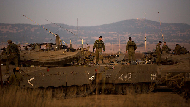 Golan Heights: From annexation to recognition
