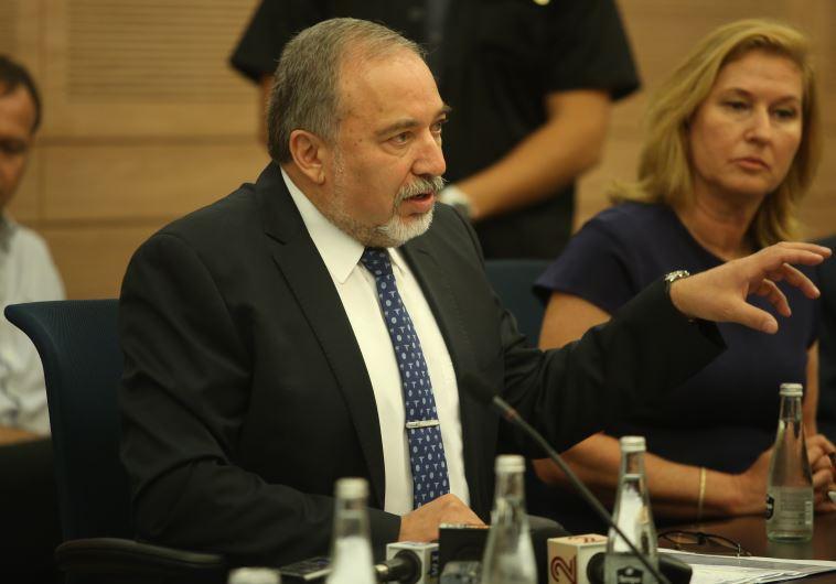 Liberman doesn't deny hit on Hamas man in Tunisia