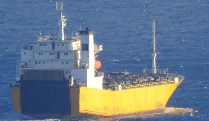 Russian Ship Full of Arms Enroute to Syria Crossed Bosphorus Strait