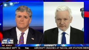 "BREAKING: Julian Assange Speaks to Hannity: ""OUR SOURCE IS NOT RUSSIAN GOVERNMENT"" (AUDIO)"