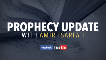 Prophecy Update: Aleppo, Palmyra, Israel and the Muslim world, Dec. 15, 2016