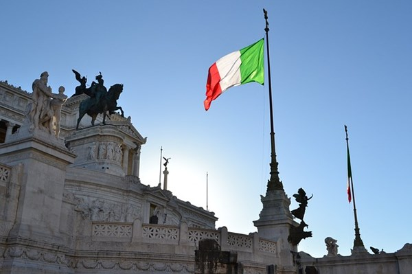 Italy has blocked the extension of sanctions against Russia