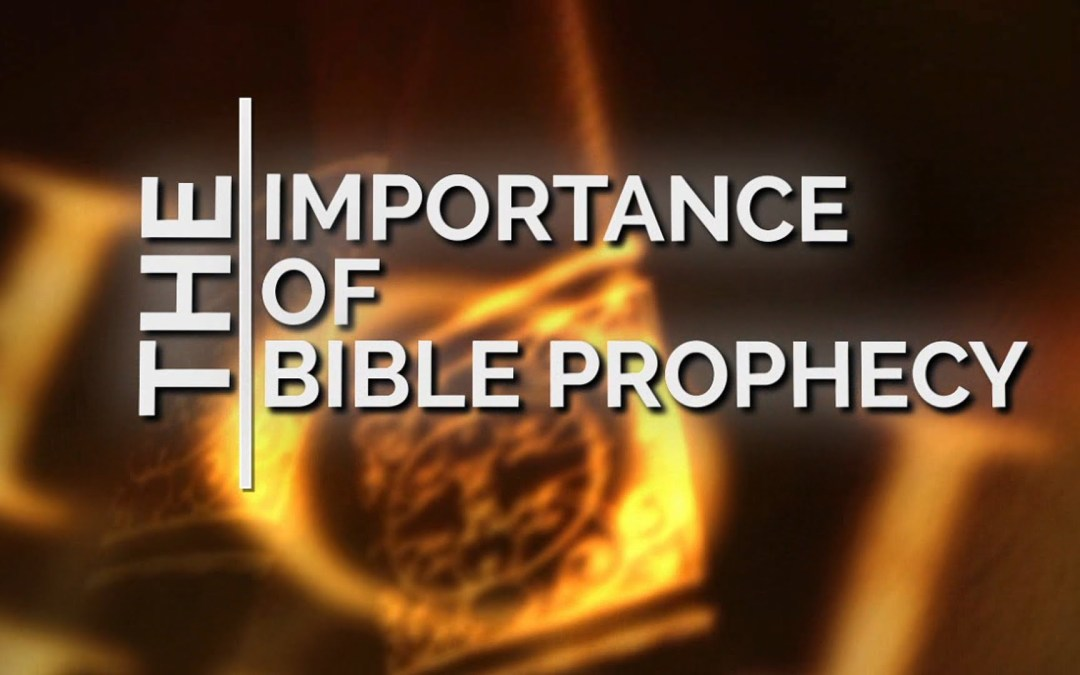 Why Is Bible Prophecy Important Now? Dr. Mark Hitchcock