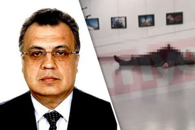 The assassination of Russia's ambassador in Turkey creates a crisis for Erdogan
