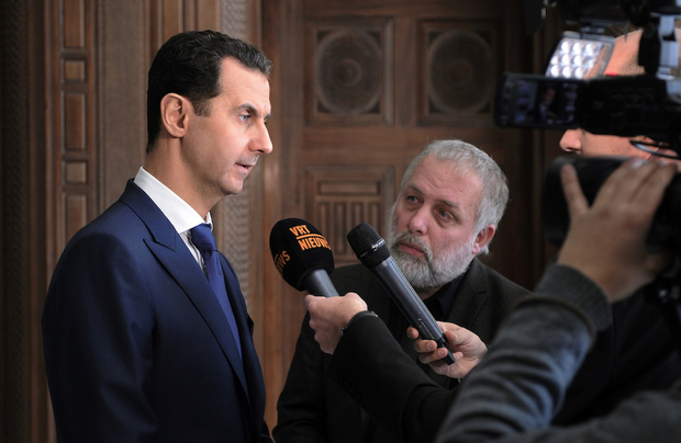 Syrian government ready for prisoner swap with rebels: state TV