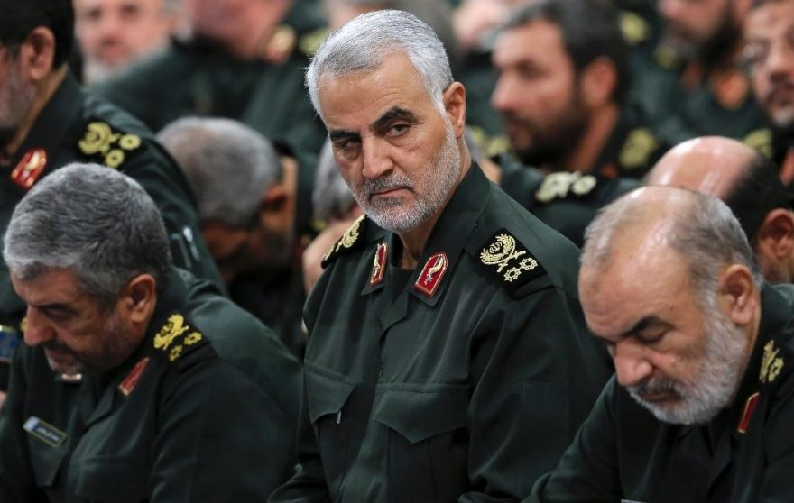 EXCLUSIVE: Shadowy Iranian general visits Moscow, violating sanctions