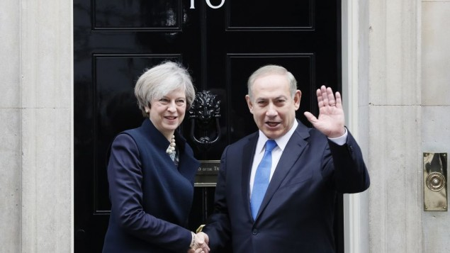 Hours after Netanyahu visit, UK slams Regulation Law