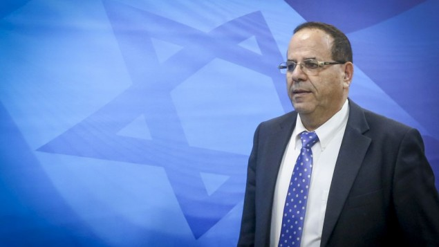 Minister claims Netanyahu, Trump will push for Palestinian state in Sinai