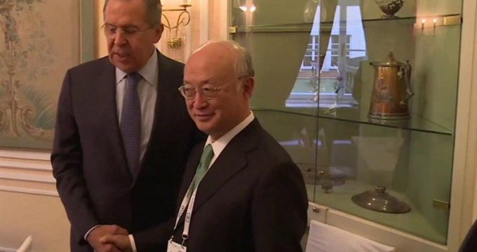 Russian FM calls on all sides to honor JCPOA commitments