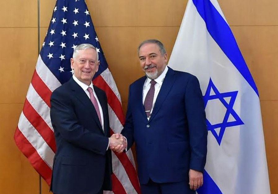 US AND ISRAEL DEFENSE MINISTERS MEET TO DISCUSS 'IRAN, IRAN AND IRAN'